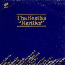Beatles - Rarities