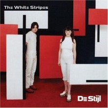 White Stripes - De Stijl Single